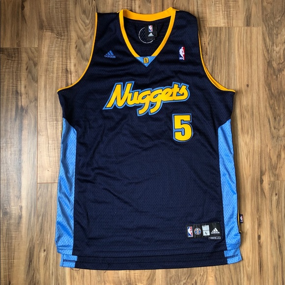 55486f91ded0 adidas Other - Adidas Denver Nuggets J.R. Smith Large Jersey